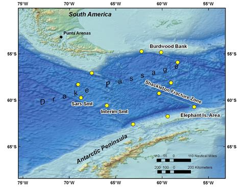 south america map passage corals in the passage nbp11 03 expedition the project