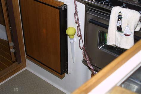 boat winch hook holder storage mods