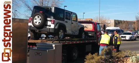 triple vehicle accident st george dangerous