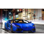 Lamborghini Aventador Matte Galaxy  Wwwpixsharkcom