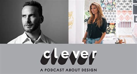 design milk podcast listen to the first 2 episodes of clever our new design
