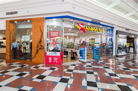 athletes foot shoe store the athletes foot macarthur square