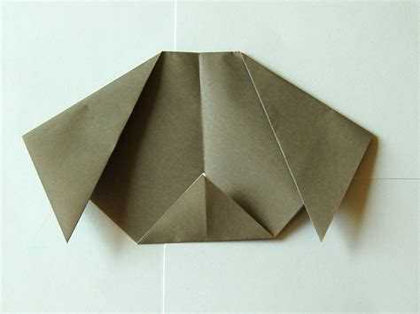 make an origami bookworm