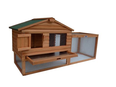 Giant Rabbit Hutch Largest Rabbit Cages Review All Pet Cages