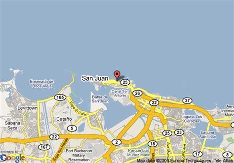 fajardo resort map map of parador fajardo inn san juan