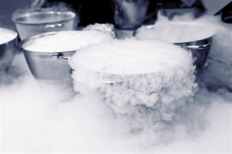 azoto liquido cucina gelato all azoto innovazione e qualit 224 in gelateria ybmag