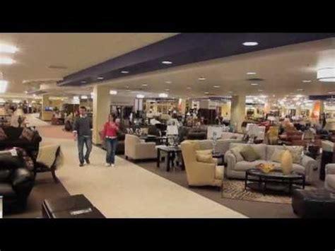 nebraska furniture mart omaha grand opening   spectacular  living room showroom youtube