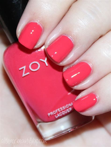 Zoya Ultramatte Lip Coral Sugar 08 zoya sunsets collection swatches review