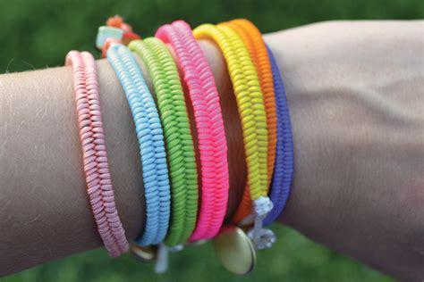 27 diy bracelets to craft frugal family fair