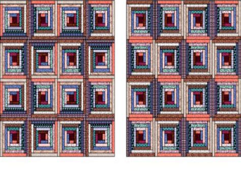 log cabin layouts log cabin quilt block pattern log cabin quilt block