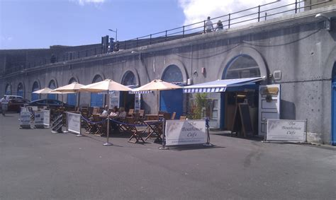 the boat house cafe the boathouse cafe on the barbican plymouth barbican plymouth barbican waterfront
