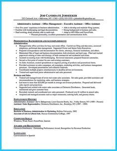 attract employer defined administrator resume resume can be used for both novice and professional
