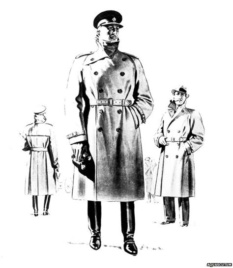 the trench coat s forgotten ww1 roots news
