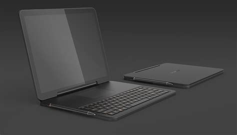 design laptop 2017 andrea mangone conceptualizes transformable and modular