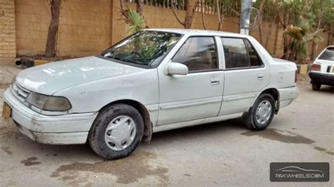 manual cars for sale 1993 hyundai excel parking system used hyundai excel 1993 car for sale in karachi 937034 pakwheels