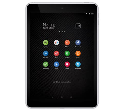 Tablet Android Nokia nokia releases its android powered nokia n1 tablet in taiwan