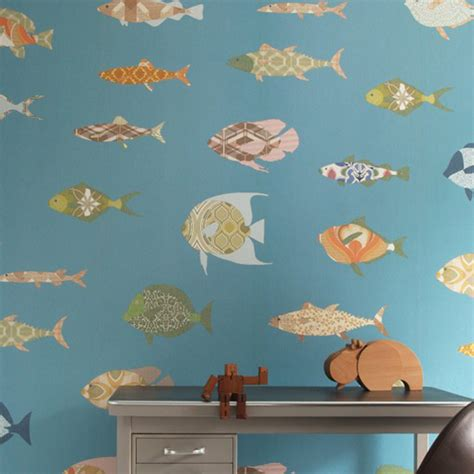 Fish Home Decor by Fish Wallpaper