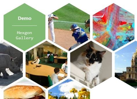 sam layout min js fancy jquery css3 based hexagon image gallery free