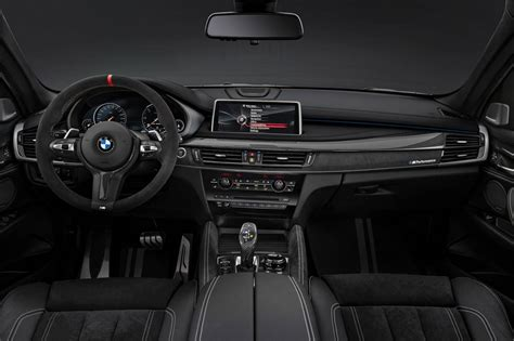 Bmw Interior Parts by Bmw X6 Gains M Performance Parts Forcegt