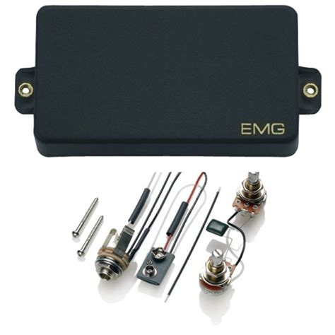 Emg Guitar Emg 81 Black emg 81 humbucker black