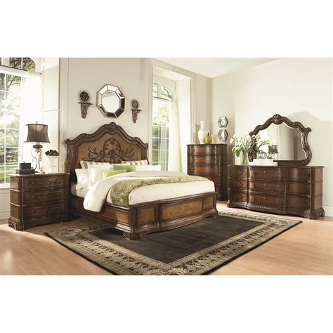 legacy bedroom furniture legacy classic furniture pemberleigh platform customizable