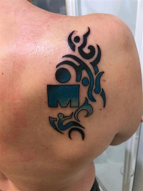 triathlon tattoos design 14 best ironman triathlon designs images on