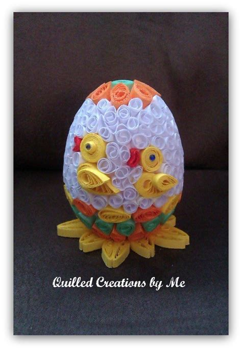 quilling egg tutorial quilled easter egg made by quilled creations by me
