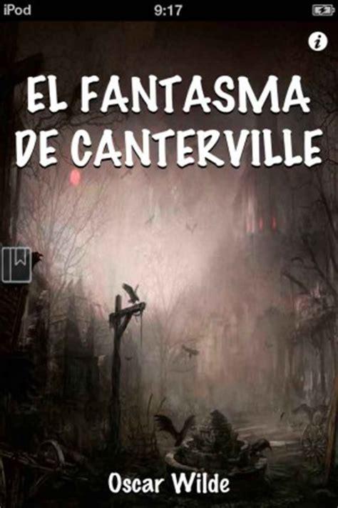 libro fantasma de canterville el el fantasma de canterville libros m 225 gicos