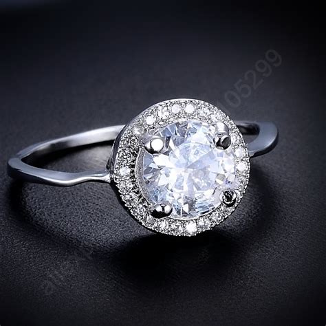 newest luxury wholesale 925 sterling silver cubic zirconia