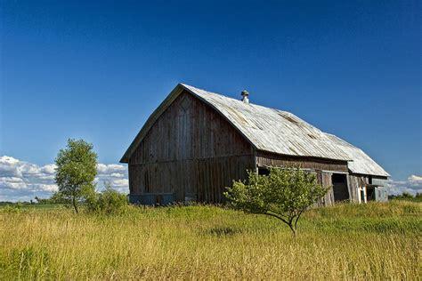 Barn W West Michigan Barn Photograph By Randall Nyhof