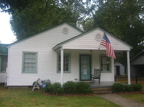 file bill clinton boyhood home in arkansas img 1515