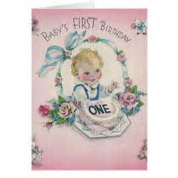 baby s birthday cards zazzle