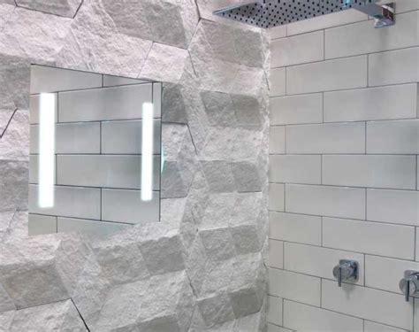 showerlite lighted heated fog free shower mirror