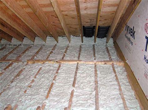attic area attic inspection saturn resource management