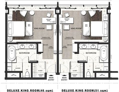 hotel room layout 25 best ideas about hotel floor plan on pinterest