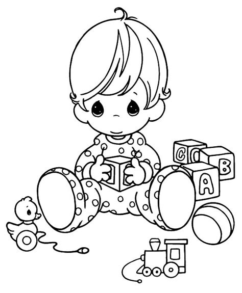twin babies coloring page free coloring pages of twin babies