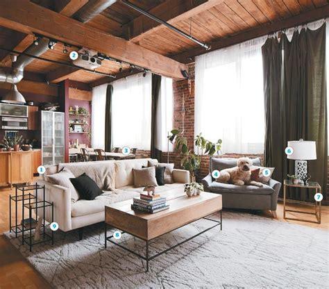 loft living for newlyweds home living