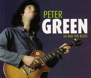 My collections peter green
