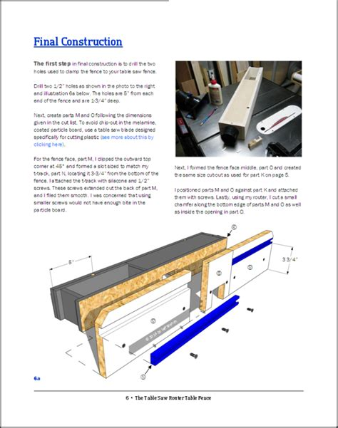 saw bench fence diy table saw fence plans images