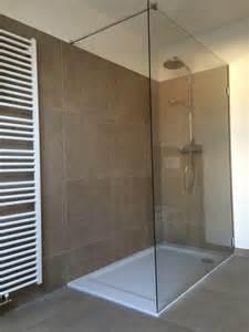 dusch trennwand duschabtrennung und duschtrennw 228 nde glas die glaserei