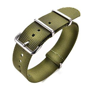Swiss Army Infantery Lightbrown infantry black nato band fabric