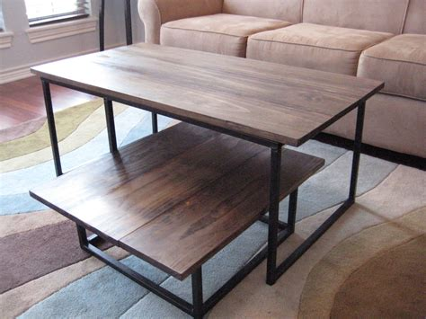 Make A Coffee Table Woodworking Plans Make Your Own Coffee Table Pdf Plans