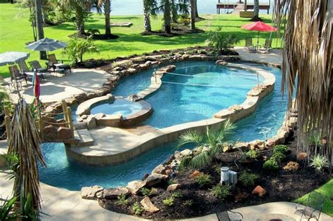 backyard lazy river design best 25 lazy river pool ideas on pinterest backyard