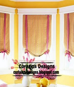 Orange Kitchen Curtains Designs Modern Kitchen Shades Orange Small Curtain For Kitchens