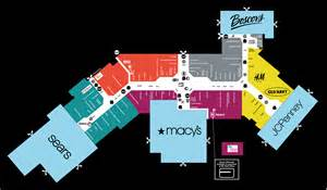 map mall of map of county mall in toms river nj store directory