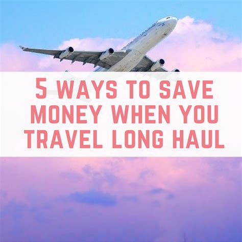 5 ways to save money 5 ways to save money when you travel haul emmadrew info