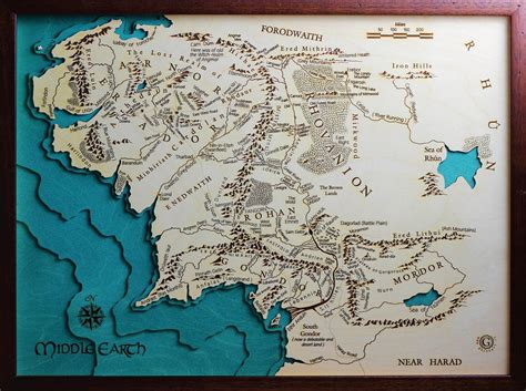 the lord of the rings middle earth map resultado de imagen de map 3d inspiraci 243 n wl