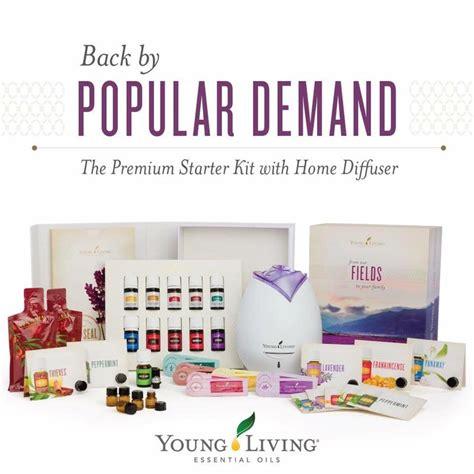 Living Kit Premium living starter kit living essential oils