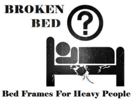 best bed frame for heavy person best heavy duty bed frames for overweight to obese people