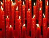 riti con le candele il calderone magico la magia delle candele